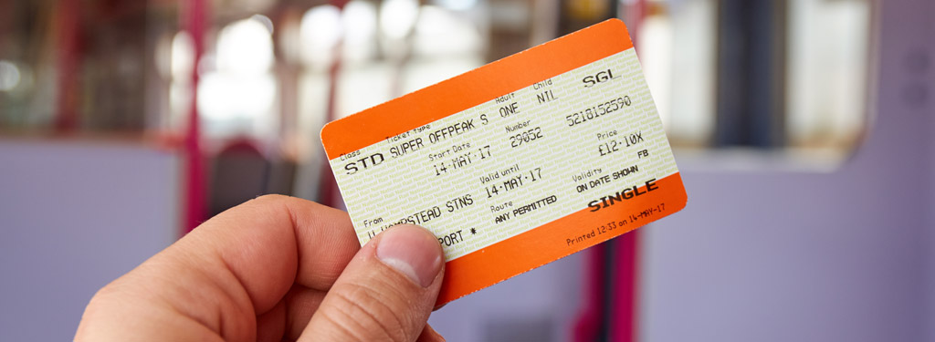 The Ongoing Rise of Train Fares