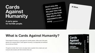 cardsagainsthumanity.com