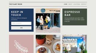 theplantroomcoffee.com