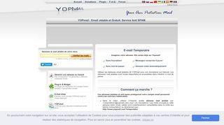 yopmail.com