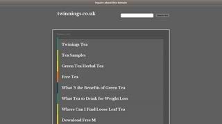 twinnings.co.uk