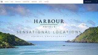 harbourhotels.co.uk