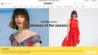 selfridges.co.uk