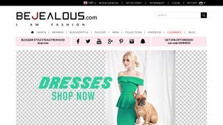 bejealous.com